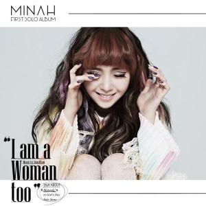 Minah-Girls-Day-I-am-a-Woman-too